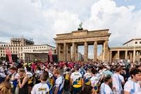 Berliner Firmenlauf 2018 Fotos