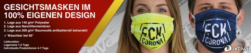 Corona Gesichtsmasken hier kaufen